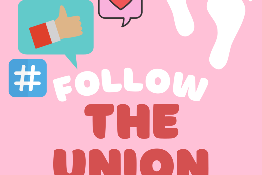 Follow the union poster
