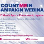 #countmein young worker event image